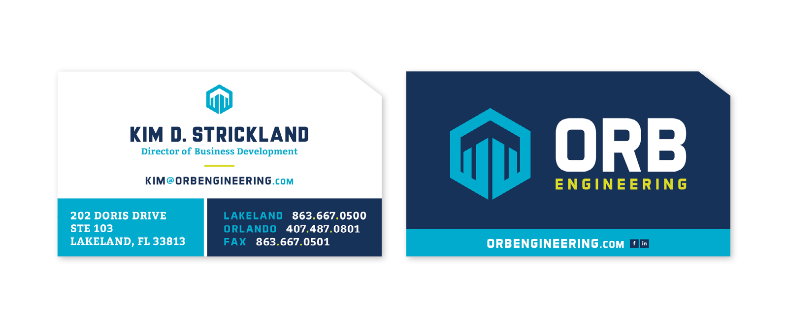 Business Card Development: Our Start to Finish Process