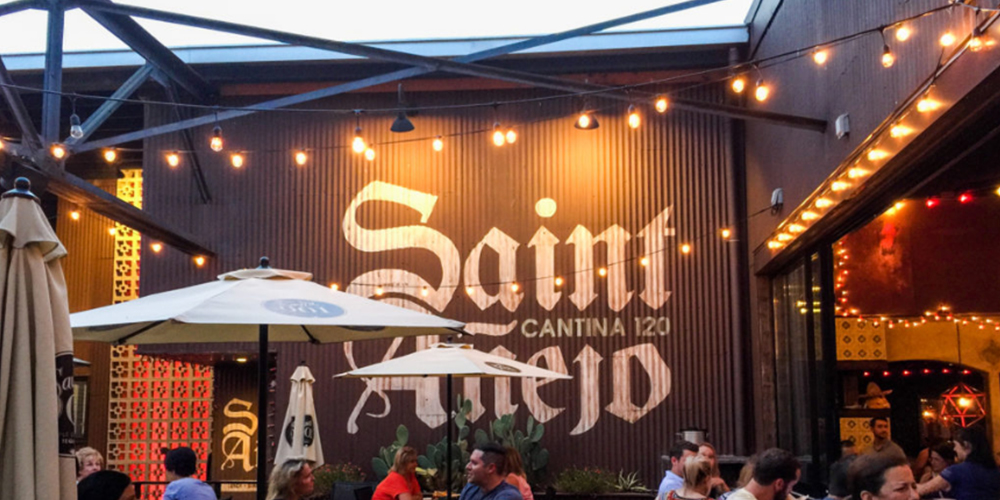 Charmant Saint Añejo Is A Two Timinu0027 Treat: Thereu0027s An Outdoor Patio Where You Can  Sit And Soak Up The Sun, But If Your Heart Flutters A Little More In The  AC, ...