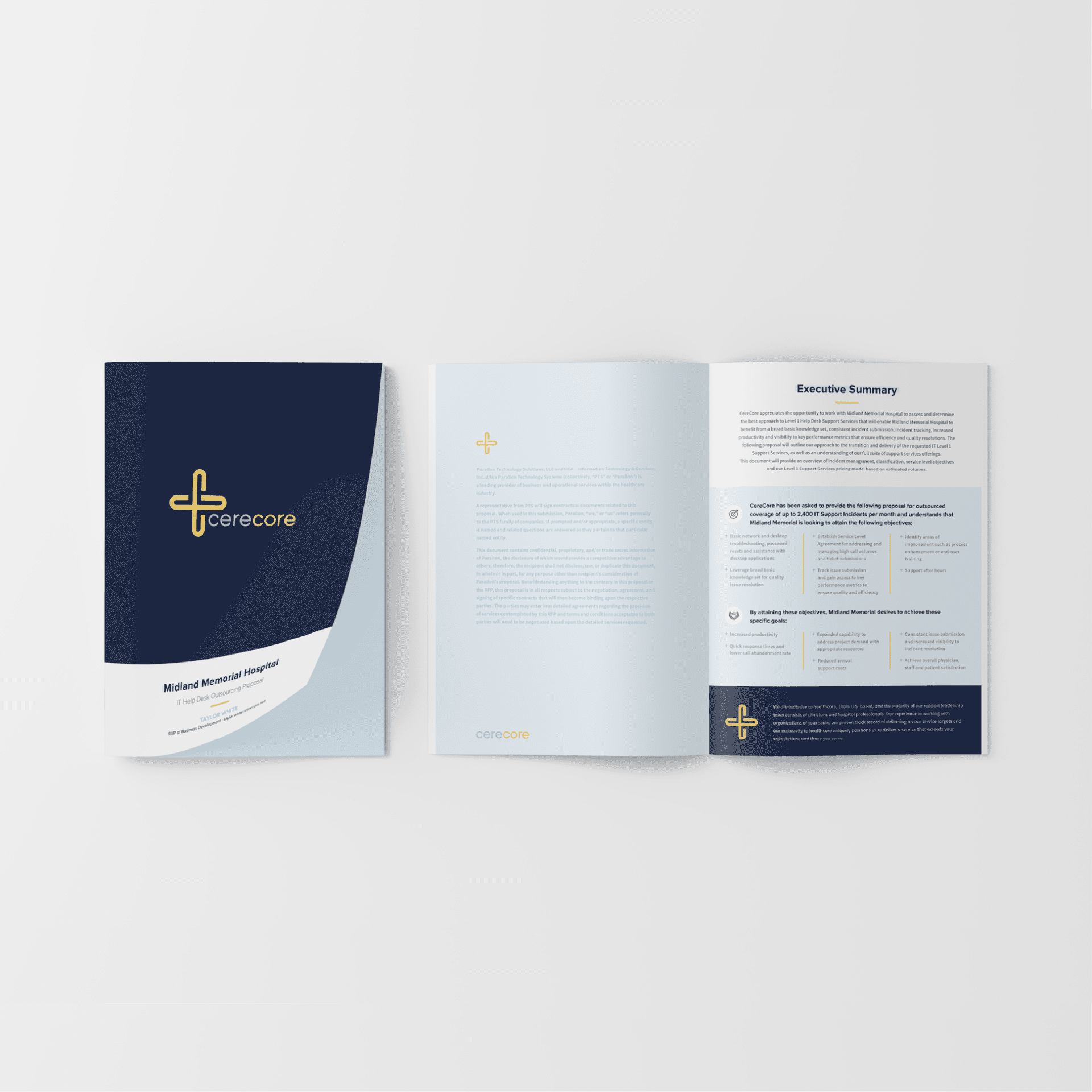corporate healthcare branding