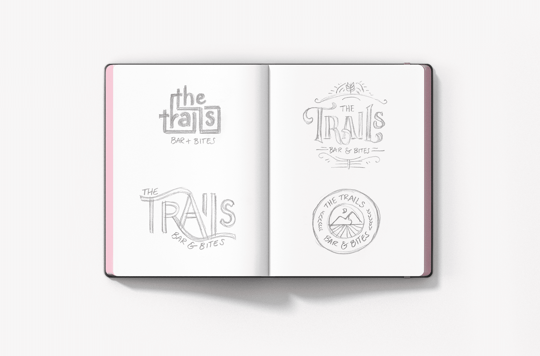 bar logo sketches