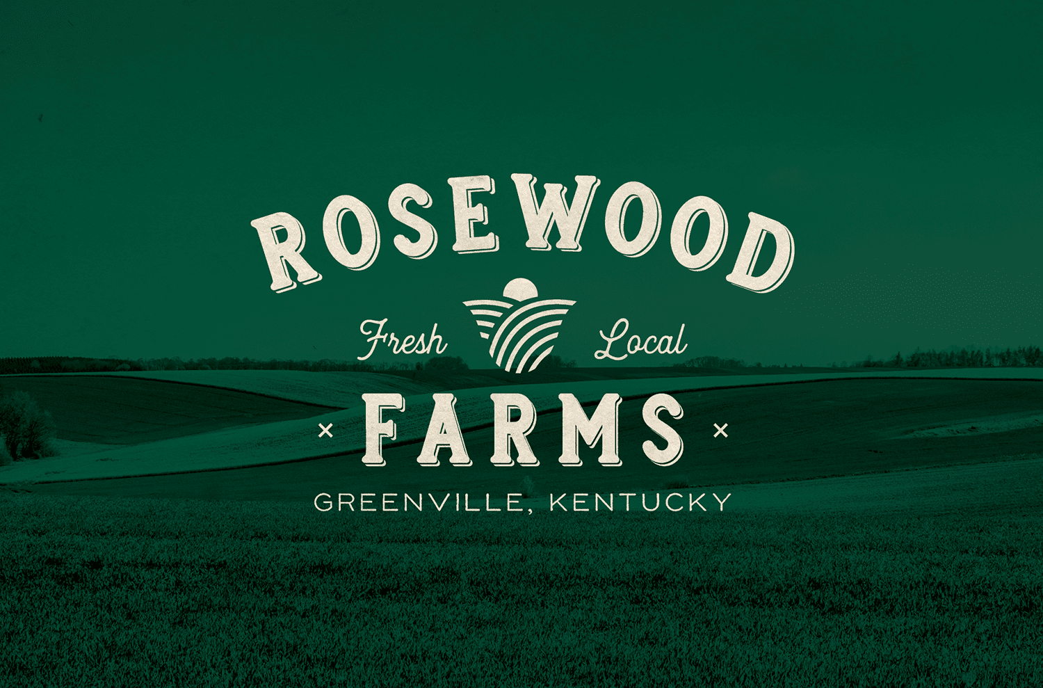 farm logo graphic design