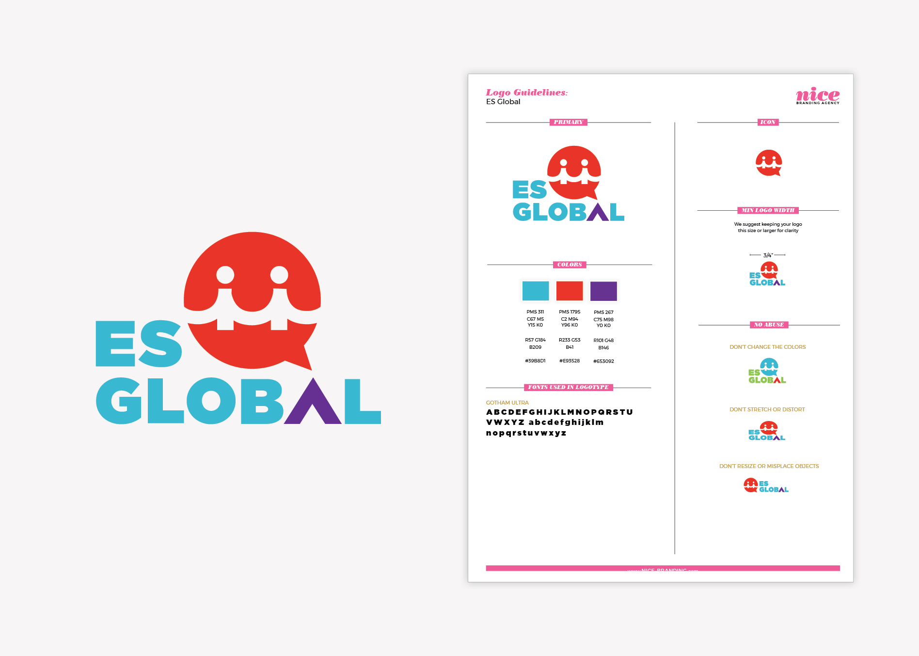 global logo guidelines