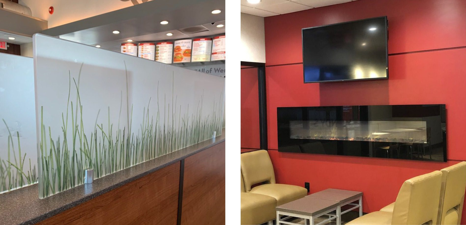 wendys restaurant interior design