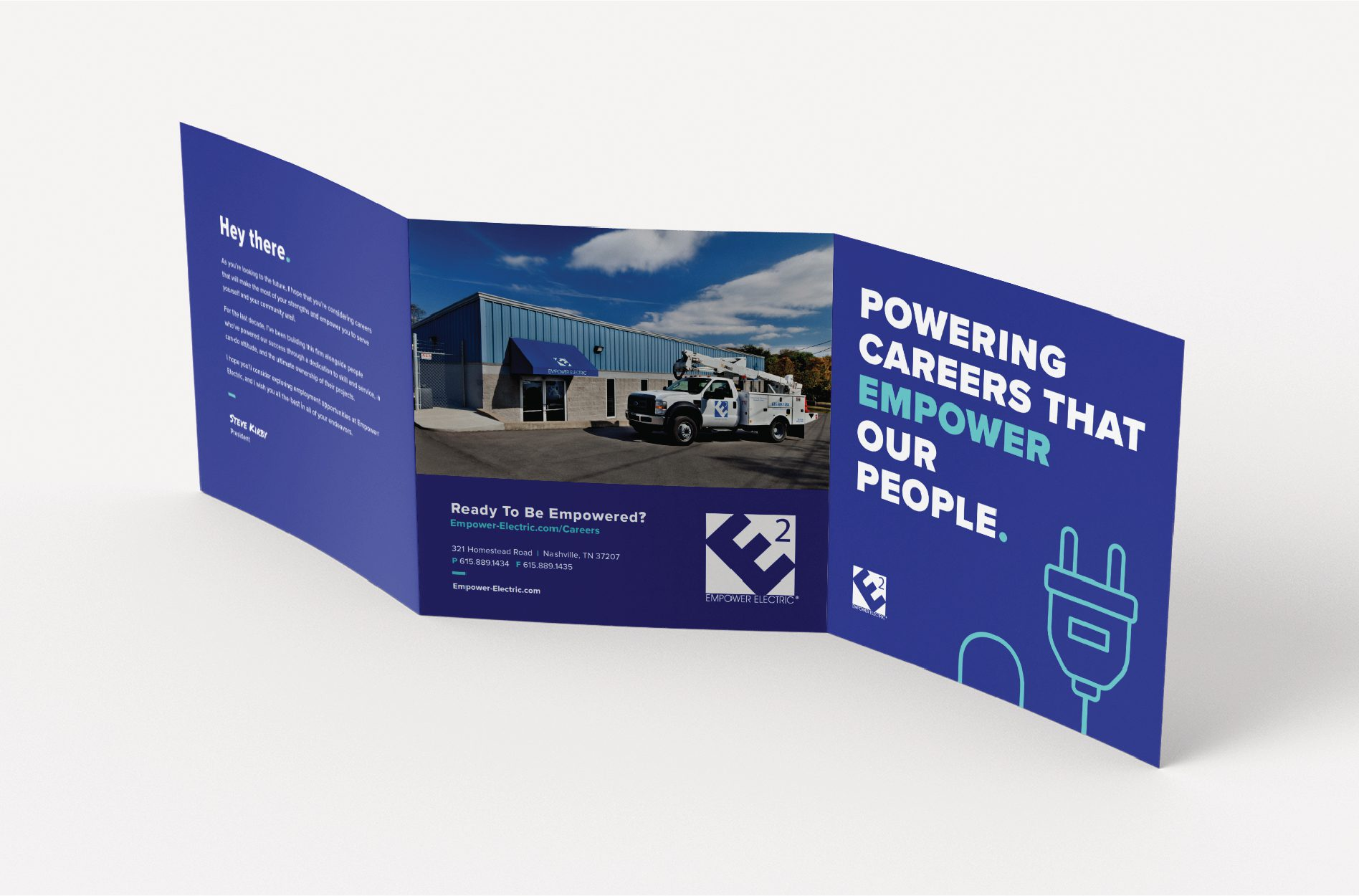 nashville brochure design agency