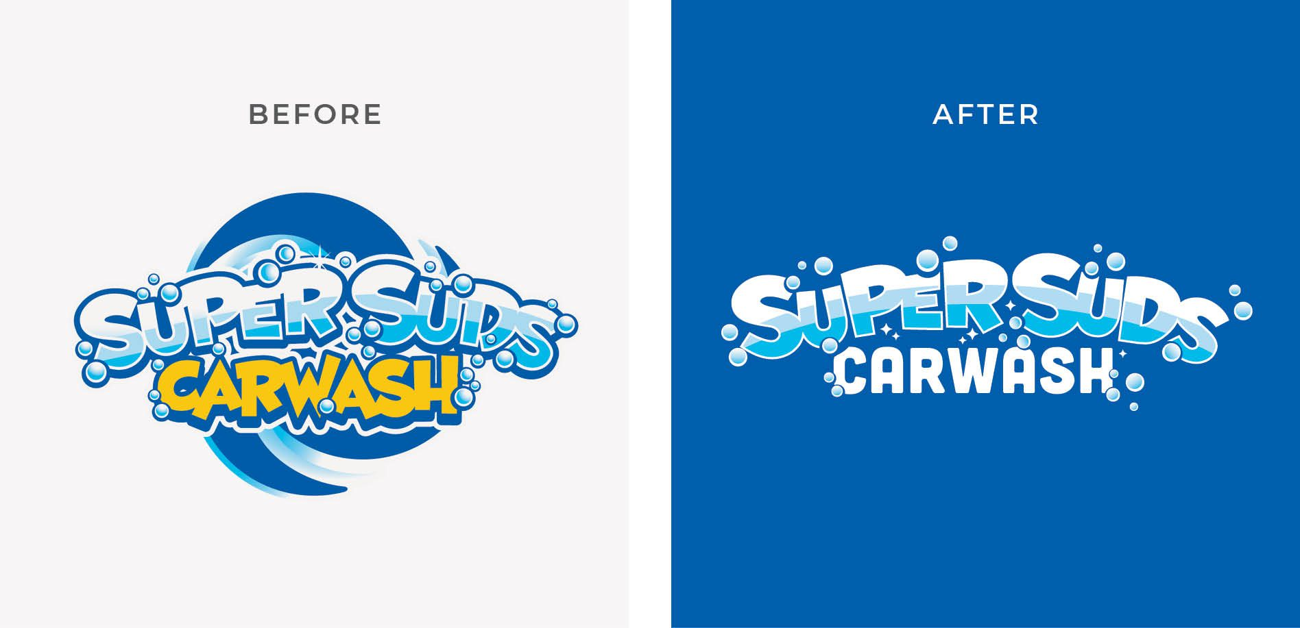 logo design carwash company