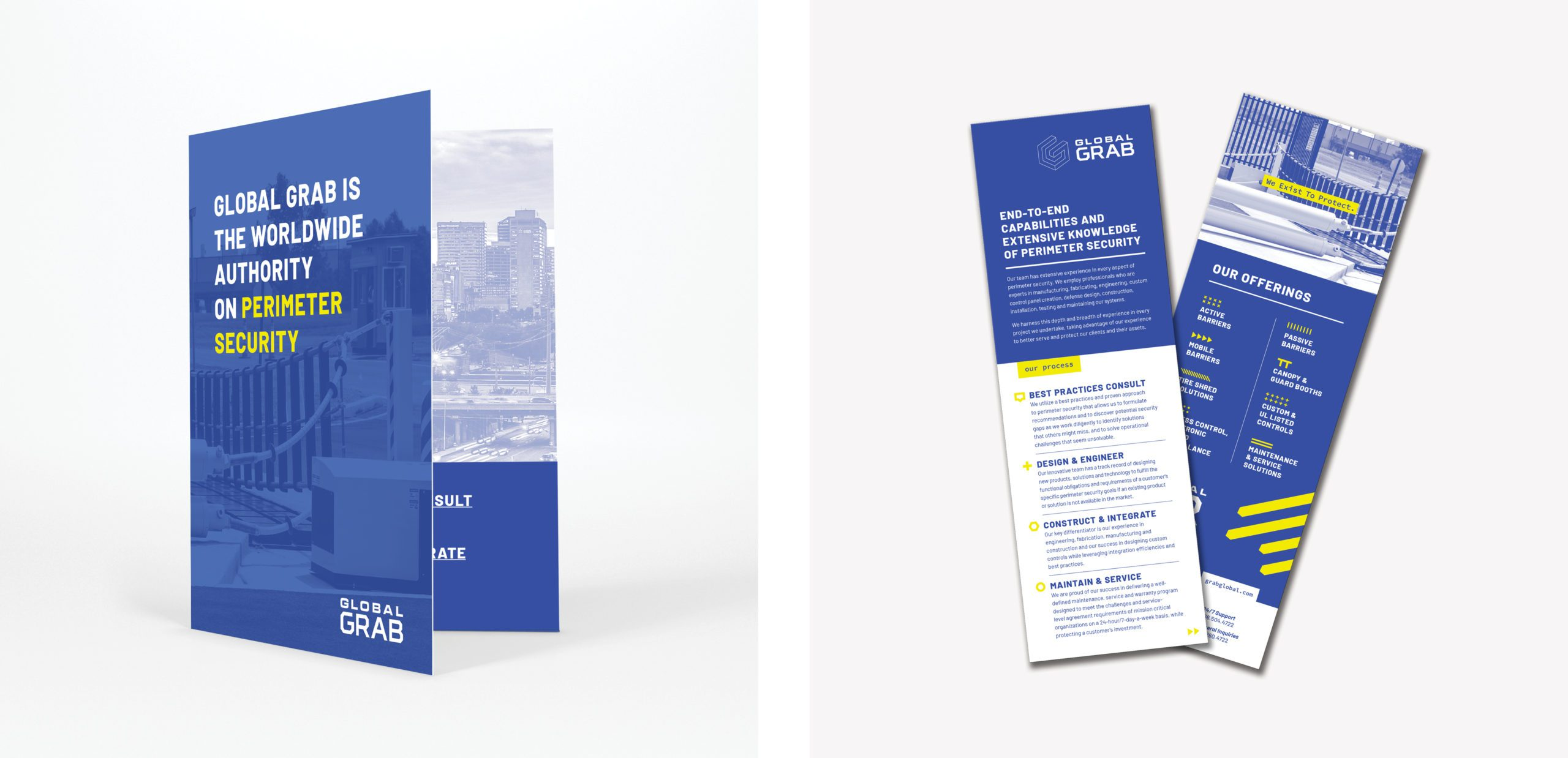 corporate collateral branding